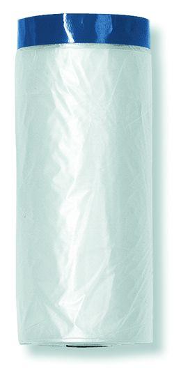 Masker Abdeckvorhang mit Gewebeband 55 cm x 20 m