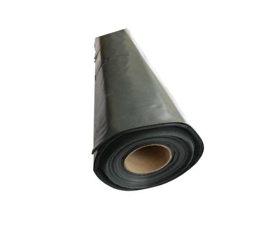 LDPE-Baufolie 2x50 m, Typ 150 µ opak flachliegend