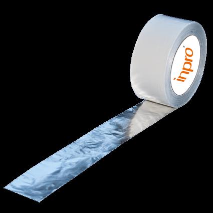 Aluminium Klebeband 100 mm x 100 lfm 25 µ