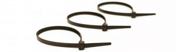 Kabelbinder 500 x 4,8 mm schwarz