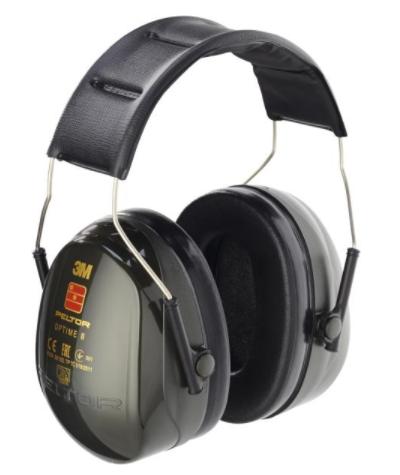 Kapselgehörschutz der Serie Peltor™ Optime™ 2