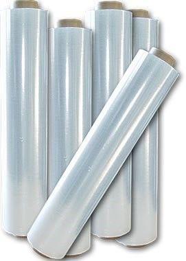 Handstretchfolie transp.  23 µ 500 mm  ca. 2,5 kg /Rolle