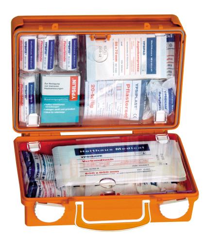 QUICK  Erste-Hilfe-Koffer