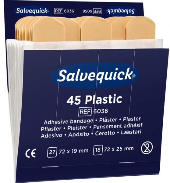 Salvequick®-Refill-Einsatz  6036