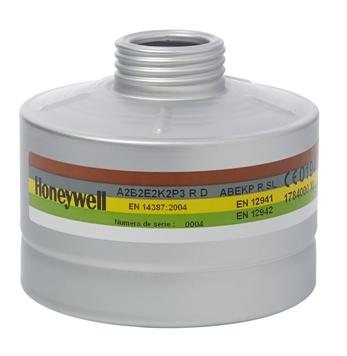 Aluminium-Rd40-Filter A2P3