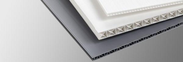 PP-Kunststoffplatte ca. 3,5 mm 2400 x 2100 mm