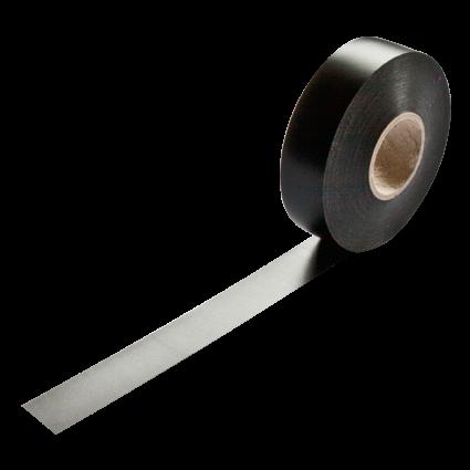 schwarzes Korrossionsband weich PVC Klebeband 50 mm x 25 m