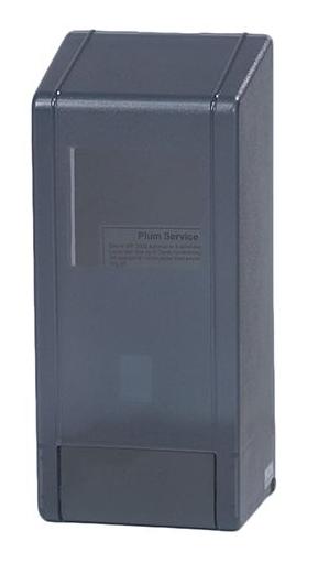 MP 2000 Modul 1. Spendersystem, rauchfarbiges