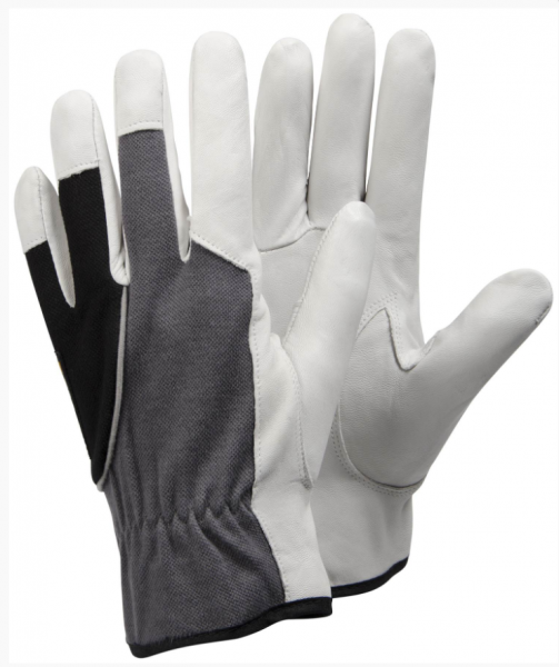TEGERA® 512 Gr. 9 Lederhandschuh, 0,6-0,7 mm, Vollnarben Ziegenleder,
