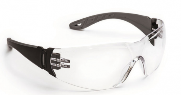 Schutzbrille 168202010 Scheiben farblos PC 2 mm kratzfest + antifog