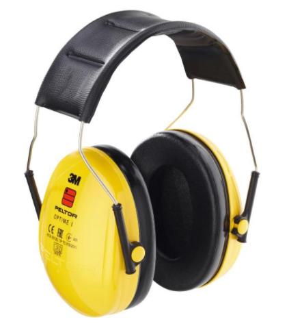 Kapselgehörschutz der Serie Peltor™ Optime™ 1