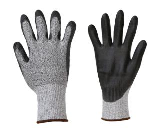 Schnittschutzhandschuh Nr. 6001 - Gr. 11 schwarz