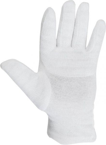 Dazhou Baumwoll Handschuh weiß Gr. 10
